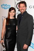 LOS ANGELES - NOV 4:  Alyson Hannigan, Alexis Denisof at the Equality Now Presents Make Equality Rea