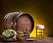 foto of brew  - Beer glass - JPG