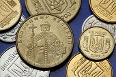 image of tithe  - Coins of Ukraine - JPG