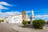 stock photo of faro  - The Cathedral of Faro  - JPG
