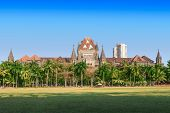 pic of british bombay  - Bombay High Court at Mumbai is one of the oldest High Courts of India - JPG