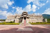 foto of jain  - Ranakpur Temple is a jain temple in Rajasthan India - JPG