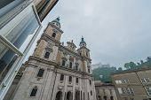 picture of dom  - The Salzburg Cathedral  - JPG