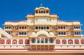 picture of palace  - Chandra Mahal Palace  - JPG
