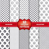 stock photo of confirmation  - Repeatable patterns and textures - JPG