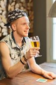 picture of alcoholic drinks  - people - JPG
