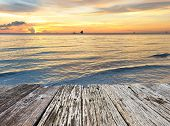 pic of boracay  - Beautiful sunset at Boracay - JPG