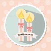 image of communion  - first communion design - JPG