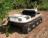 picture of argo  - swamp buggy atv - JPG
