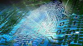 biometric fingerprint-based identification