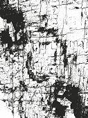 Distressed Overlay Texture Of Cracked Concrete poster
