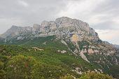 Astraka Peak Of Mount Tymfi Epirus Greece poster