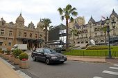 Casino Monte-carlo And Hotel De Paris In Monte Carlo, Monaco
