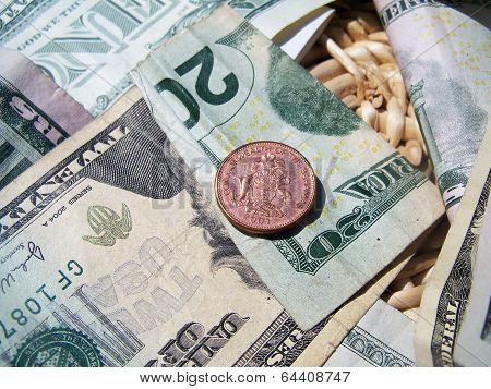Money Currency dollars economy