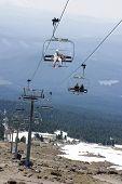 Summer Ski Lift Operation poster