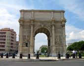 Arch of Triumph, Marseilles, France