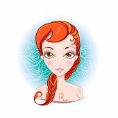 stock photo of scorpio  - Illustration of astrological sign of Scorpio - JPG