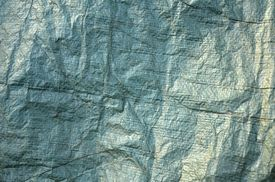 picture of tarp  - background Texture of blue plastic striped tarp - JPG