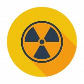 foto of radioactive  - Radioactivity - JPG