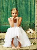 stock photo of ballerina  - Ballet - JPG