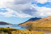 picture of galway  - Killary Harbour and Mweelrea in County Galway in Connacht - JPG