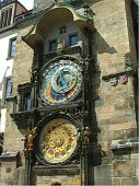 Clock of Prague