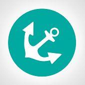 pic of anchor  - Anchor logo - JPG