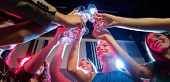 pic of champagne glasses  - party - JPG