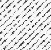picture of diagonal lines  - Monochrome dotted texture - JPG