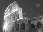 foto of spqr  - Picture of Colosseo of Rome in Italy - JPG