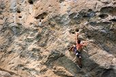 Rock Climbing In China