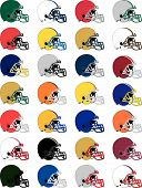 foto of football helmet  - Many Multi - JPG