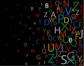 foto of nouns  - Alphabet - JPG