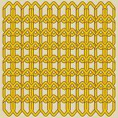 Ethnic Pattern. Geometric Pattern. Ethnic Background Pattern, Ethnic Wallpaper Pattern, Ethnic Patte poster