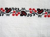 Cross Stitch, Berries