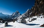 pic of cho-cho  - Cho La pass in Himalayas - JPG