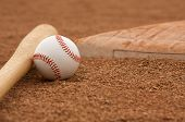 stock photo of infield  - Baseball  - JPG