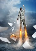picture of acceleration  - Business Accelerator - JPG