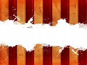 picture of wainscoting  - vintage background with red and beige lines and text space - JPG