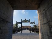 Hue Imperial City (the Citadel), Hue, Vietnam. Unesco World Heritage Site.