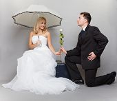 pic of enamored  - Wedding day - JPG