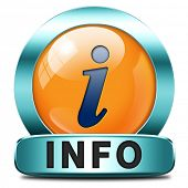 stock photo of more info  - info icon more information sign additional info icon read more button - JPG