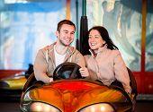 foto of car ride  - Vienna - JPG