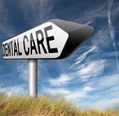 picture of health center  - dental health care center an insurance for oral hygiene and healthy teeth - JPG