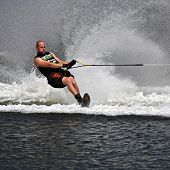 Waterskiing - Melbourne Waterfest