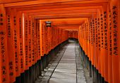 Fushimi Inari Shrine - near Kyoto, Japan