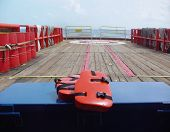 Personal Life Support Flotation Safety Device (life Jacket, Life Vest, Work Vest, Life Saving, Buoya poster