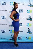 LOS ANGELES - AUG 19:  Tami Roman arrives at the 2012 Do Something Awards at Barker Hanger on August