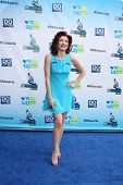 LOS ANGELES - AUG 19:  Stevie Ryan arrives at the 2012 Do Something Awards at Barker Hanger on Augus