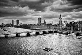 stock photo of westminster bridge  - London - JPG